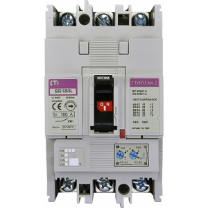 EB2 Промышленные автоматические выключатели