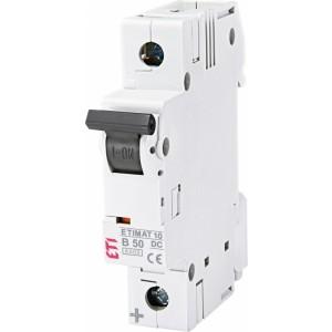 Автоматический выключатель ETIMAT 10 DC  – ETI